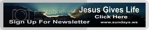 jesus newsletter