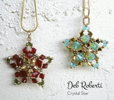 Crystal Star | Bead-Patterns