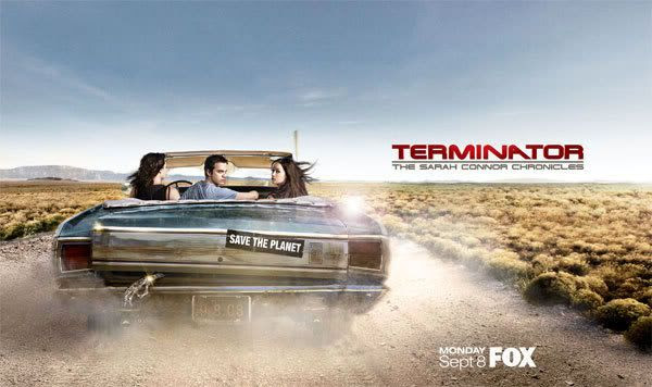Another promotional ad for Season 2 of TERMINATOR: THE SARAH CONNOR CHRONICLES.