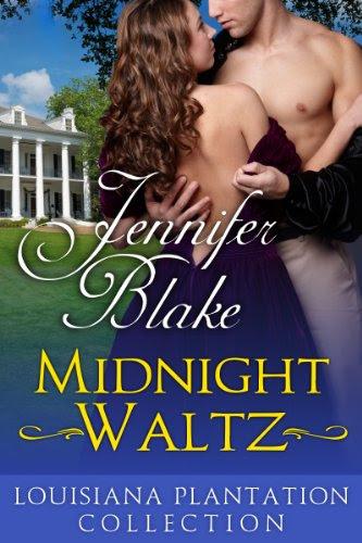 Midnight Waltz (Louisiana Plantation Collection) by Jennifer Blake