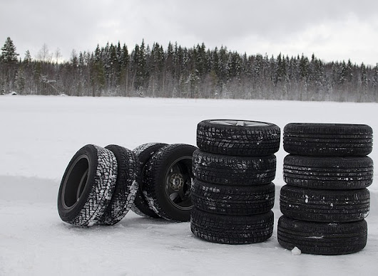 Leasing and Winter Tires: Why The Two Go Hand-In-Hand - Car Cost Canada