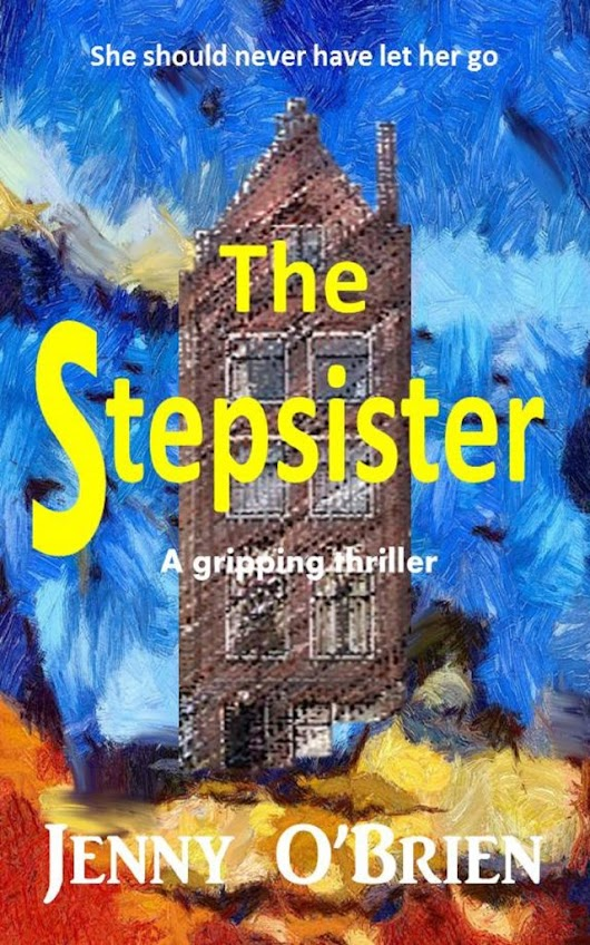 #CoverReveal ~ The Step-Sister by Jenny O'Brien @ScribblerJB @rararesources | Ali - The Dragon Slayer