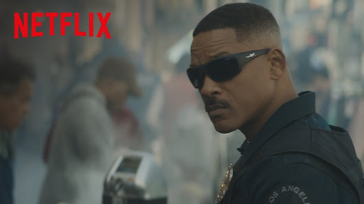 Will Smith Plays a Modern Cop in a World Where Humans Live With Orcs in the Netflix Film 'Bright'