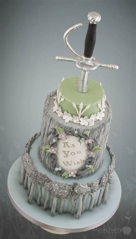 Princess Bride Cake   cake by Little Cherry   CakesDecor