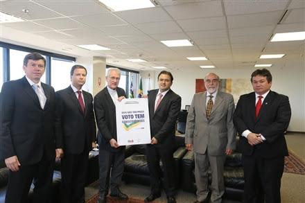 CNBB e OAB realiza campanha de combate à corrupção eleitoral