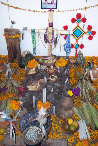 Altar de muertos 8...
