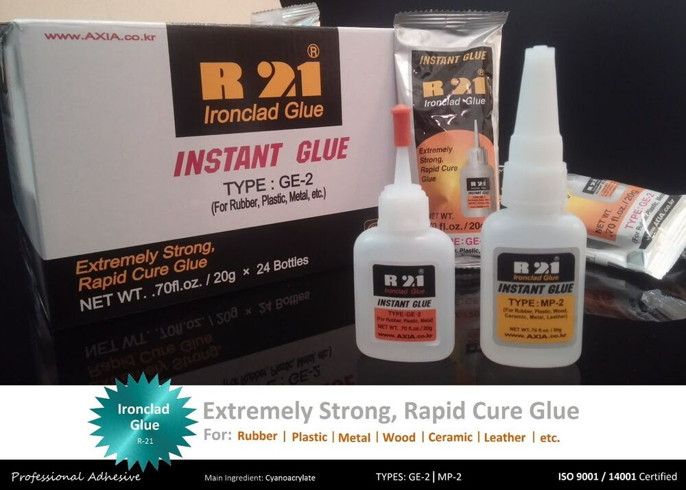 Instant Glue AXIA R21 20g Super Adhesive Strong Cyanoacrylate Craft Model Car  eBay