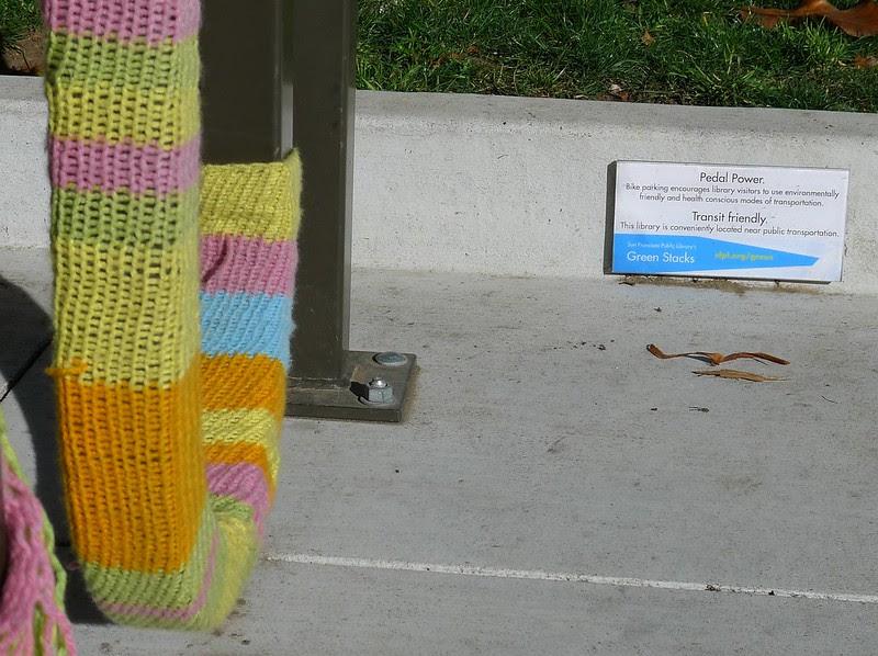Presidio library racks