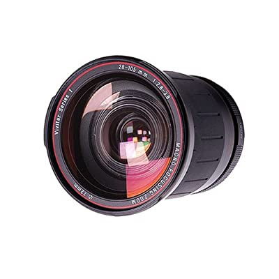 Vivitar 28-105mm F/2.8-3.8 Series 1 Macro Zoom Lens for Minolta MD Manual Focus SLR Cameras