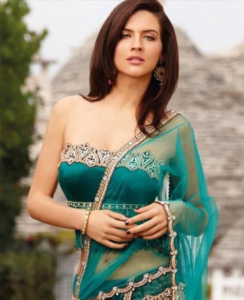 Beautiful-Saree-Blouse