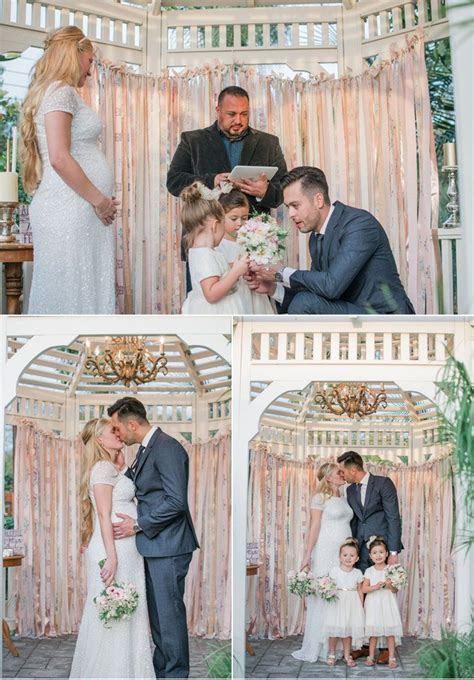 Blended Family Wedding Ceremony   PAGINA