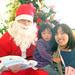 Santa + Saki & mummy