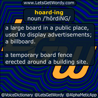 hoarding 06/26/2018 GFX Definition