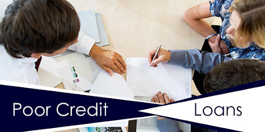 How are Loans for Poor Credit Effective in Financial Trouble? - Guaranteed Approval Loans