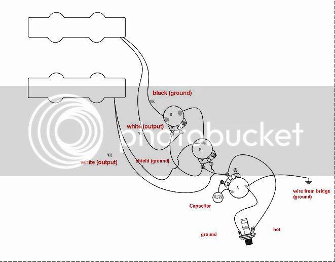 Squier Vintage Modified Wiring Diagram