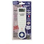 If USA 45101 Electronic Dictionary Bookmark Translation Edition French & English