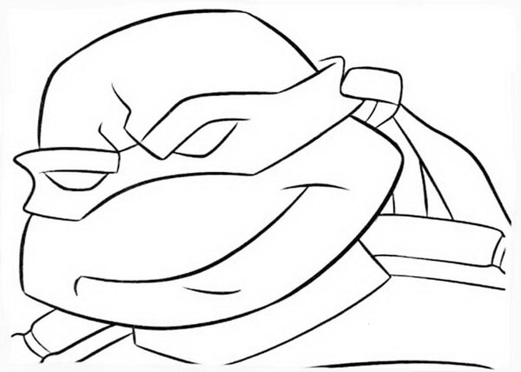 Ninja Turtles Coloring Pages Printable - Wallpapers HD ...