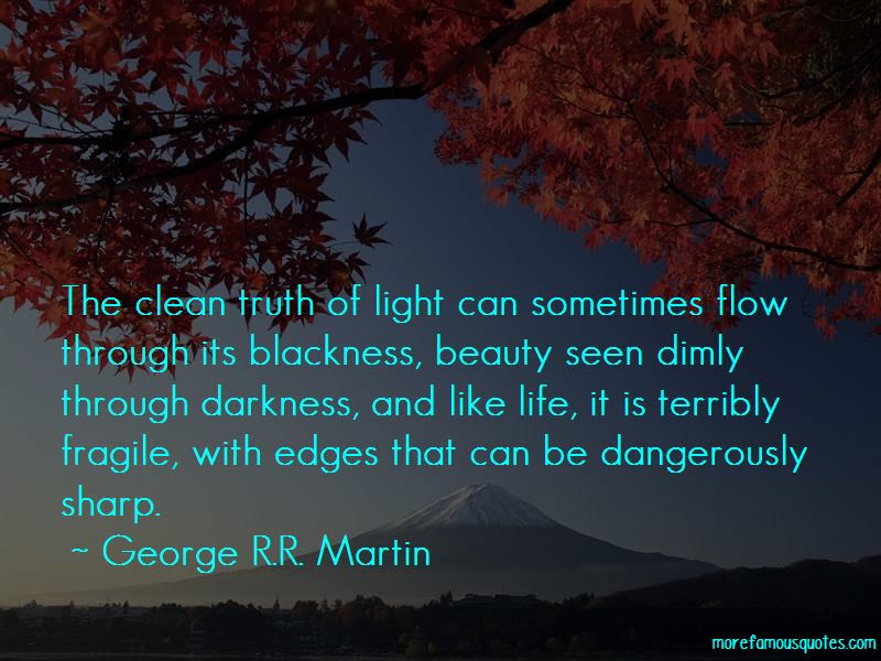 Beauty From Darkness Quotes Top 40 Quotes About Beauty From