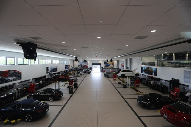 About Us Porsche Of West Broward Serving Miami Hollywood