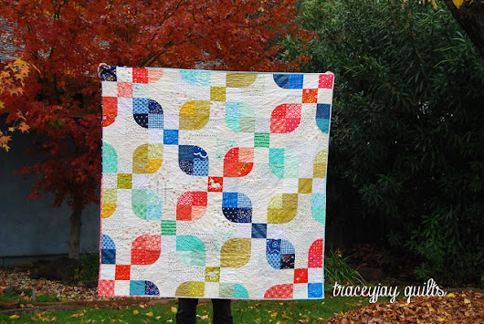 traceyjay quilts: Nine-patch curves from Quilter's Mixology