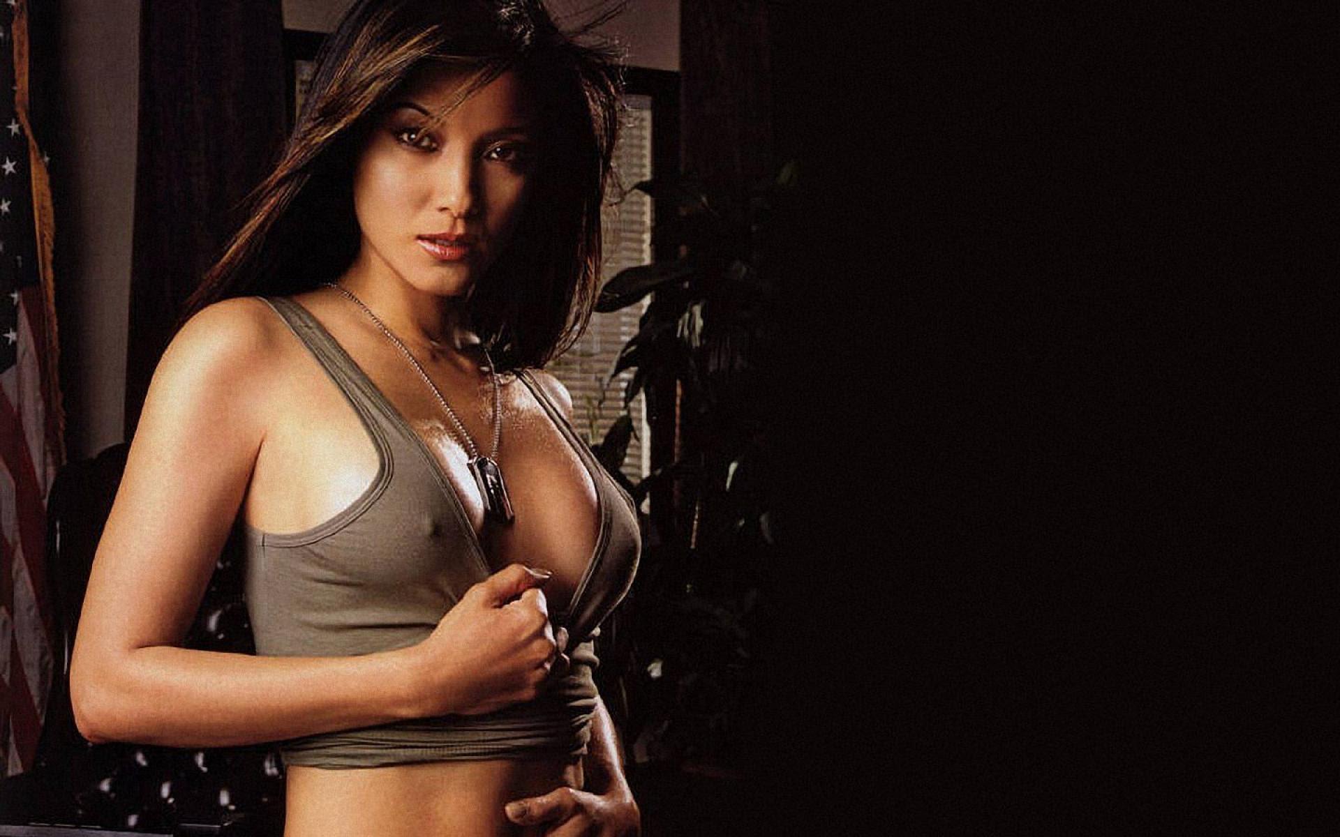 Kelly Hu Hd Wallpaper 1920x1200 20110