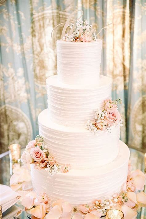 30 Beautiful Wedding Cakes The Best From Pinterest   cakes
