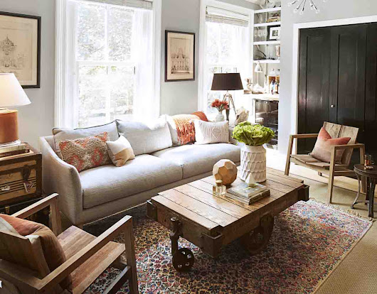 Small Space Decorating Ideas - Decorating and Design Tips for Small Homes