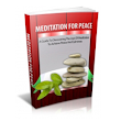 Free MRR eBook – Meditation for Peace