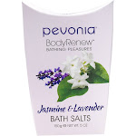 Pevonia BodyRenew Bath Salts - Jasmine & Lavender