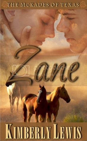 Zane book cover