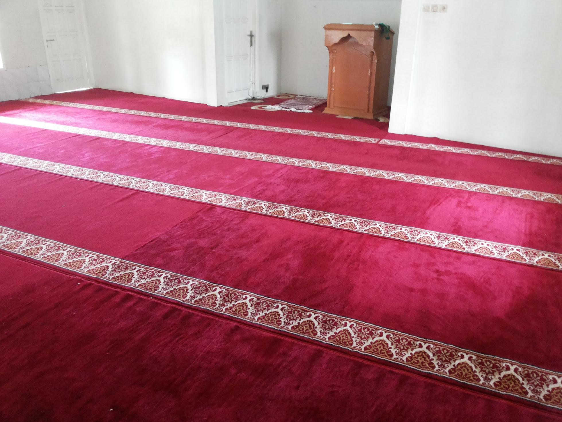 jual karpet masjid di yogyakarta harga terjangkau Al