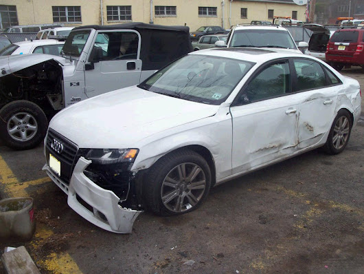 Auto Body Repair in Bergen County NJ