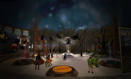 Radio Riel and the NeoVictoria Project present a 2017 Halloween Event!