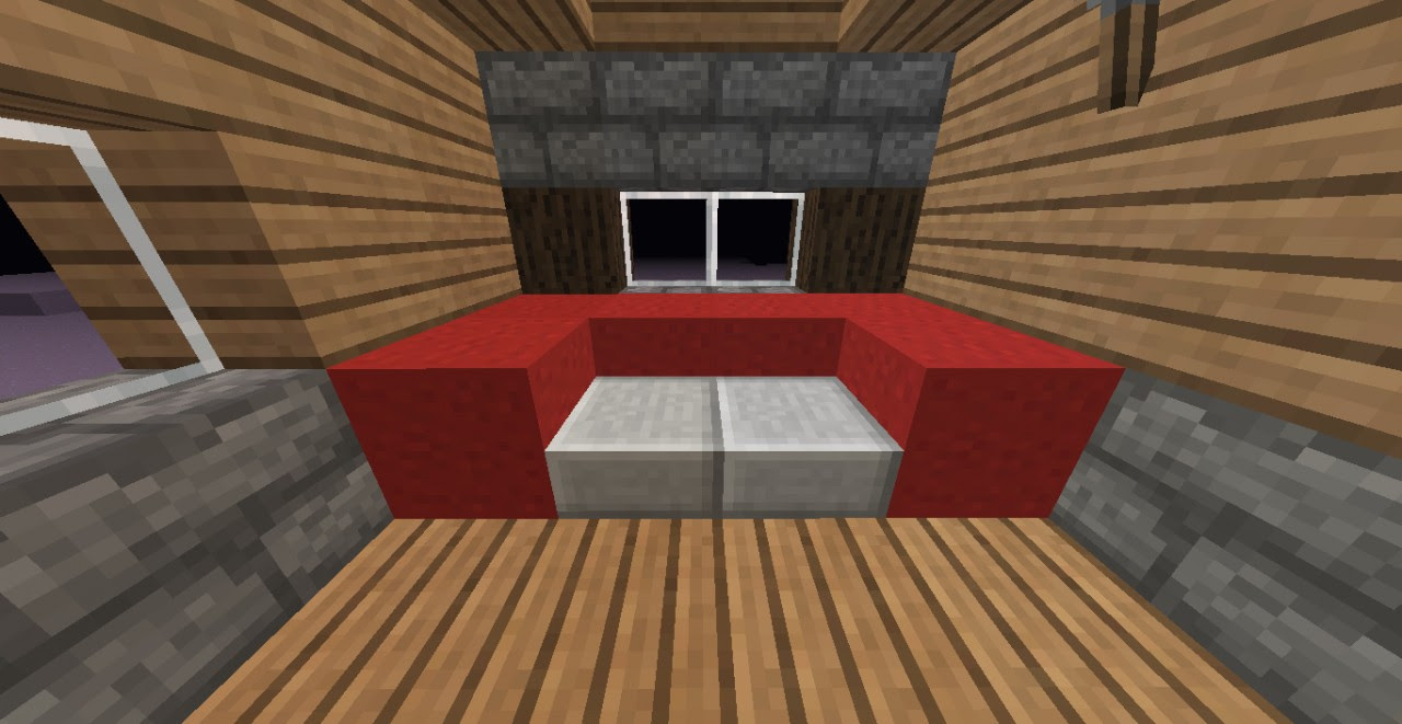 Funiture Guide for Minecraft 1.2.5 Minecraft Project