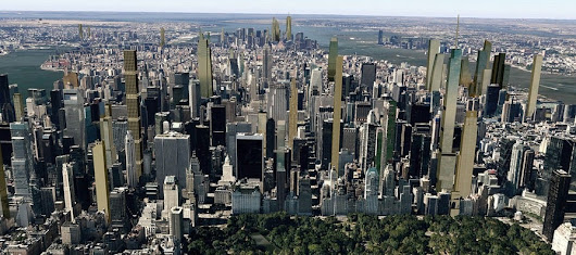 How New York City's Skyline Will Look in 2018