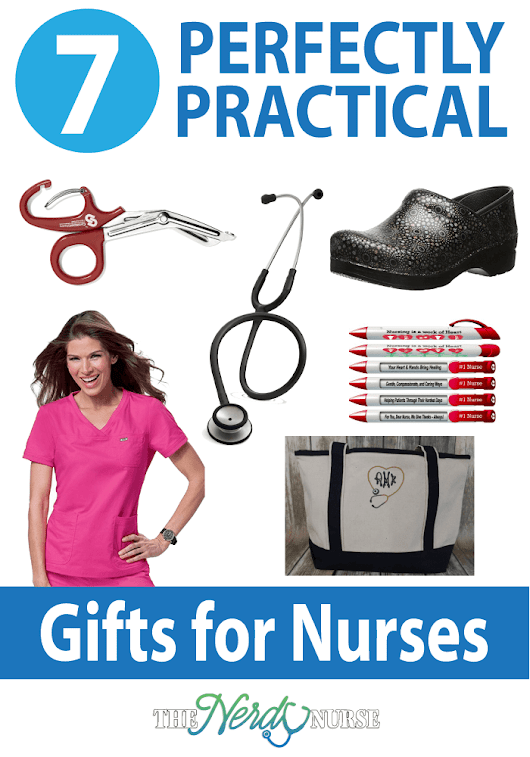 7 Perfectly Practical Gifts for Nurses