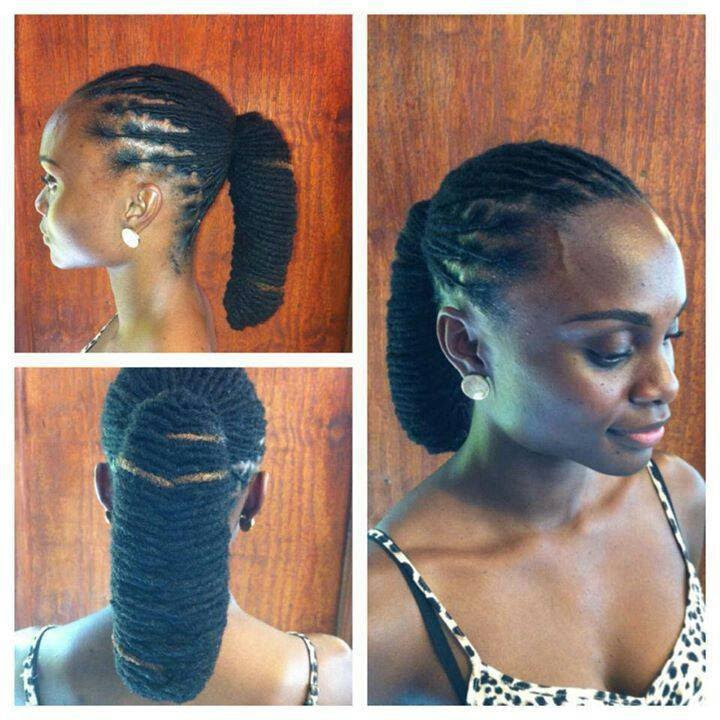 afro natural hair braids cane rolls (46)