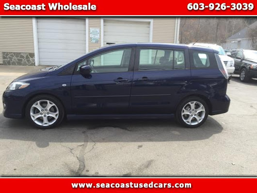 Used 2008 Mazda MAZDA5 for Sale in Hampton Falls NH 03844 Seacoast Wholesale
