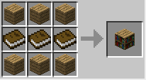Minecraft Bauanleitungen / Rezepte – bytelude