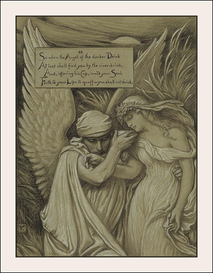 Elihu Vedder, The Rubaiyat of Omar Khayyam