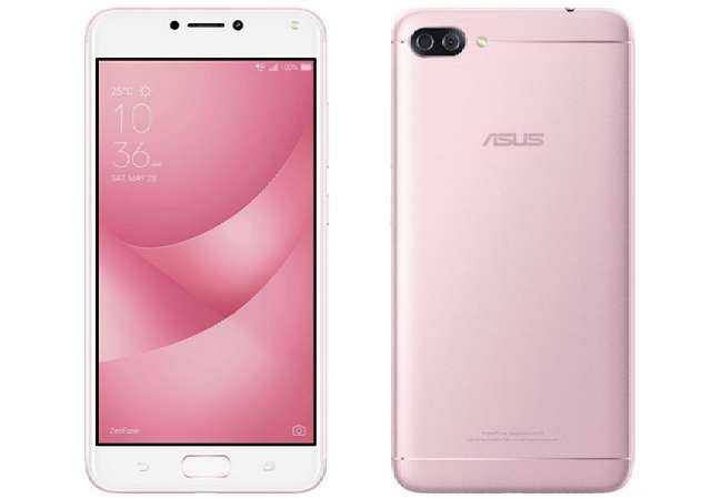 Asus ZenFone 4 Max with 5000mAh Battery, Dual Rear Cameras Unveiled