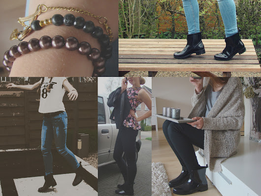 3 outfits met Fashionbootz!