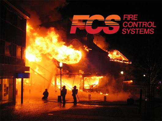 HELP PREVENT WORKPLACE FIRES - Fire Control Systems