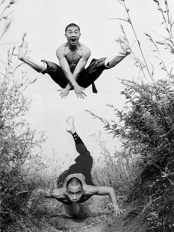 Shaolin monk Martial Art Demonstrations (33)