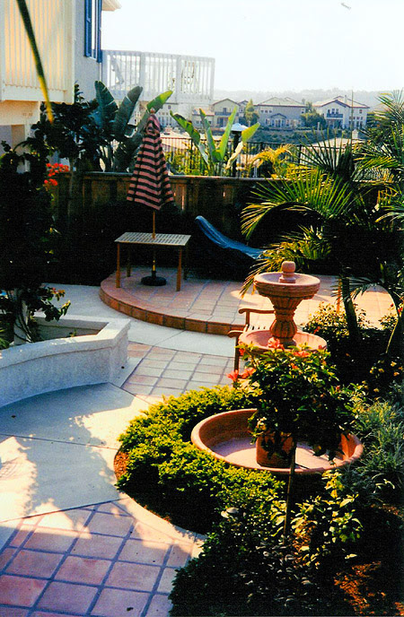 Small Space Landscapes - Maximizing a Small Yard