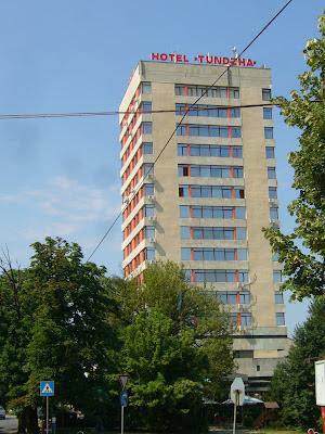 Yambol's Tundzha Hotel