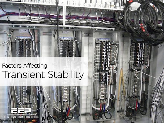 Factors Affecting Transient Stability | EEP