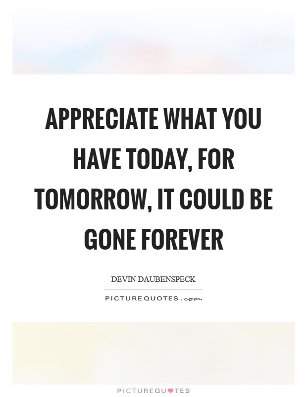 Appreciate You Quotes Sayings Appreciate You Picture Quotes