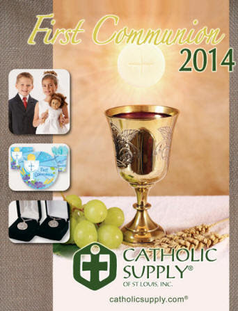 Catholic Gifts For First Holy Communion Dresses Veils Keepsakes