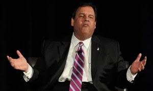 Christie--he tells Baraka Newark has enough money